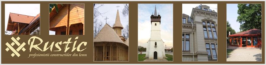 Rustic Construct- Constructii si tamplarie din lemn, Baia Mare Logo