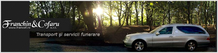 FRANCHIN & COFARU transport si servicii funerare Logo