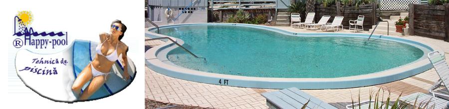 Happy Pool, Oradea - Constructie, instalare si echipamente piscine Logo