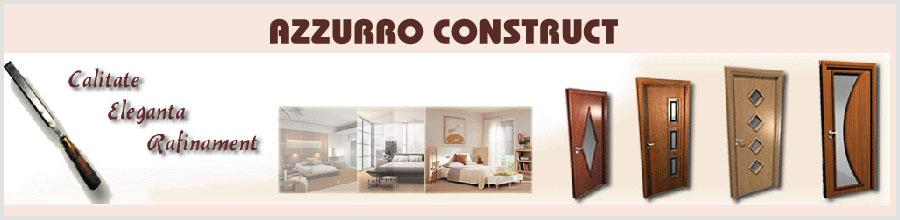 Azzurro Construct - Usi si mobilier la comanda, Bucuresti Logo