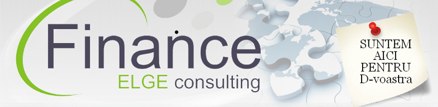 FINANCE ELGE CONSULTING Logo