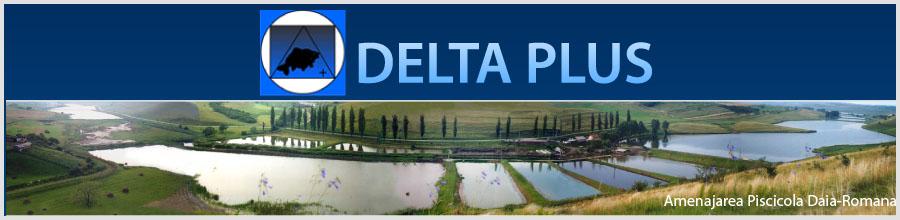 DELTA PLUS Logo