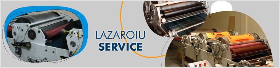 LAZAROIU SERVICE Logo