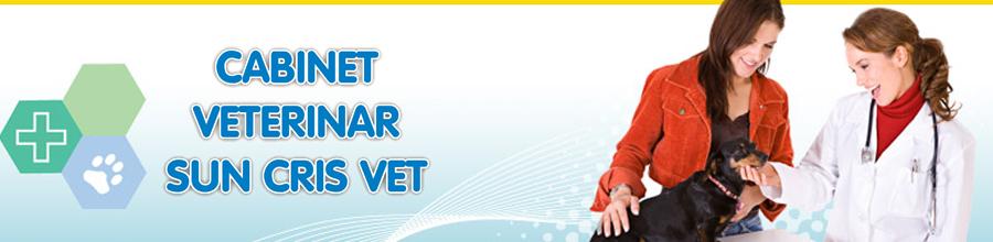 Sun Cris Vet - Cabinet Veterinar Non Stop Bucuresti Logo