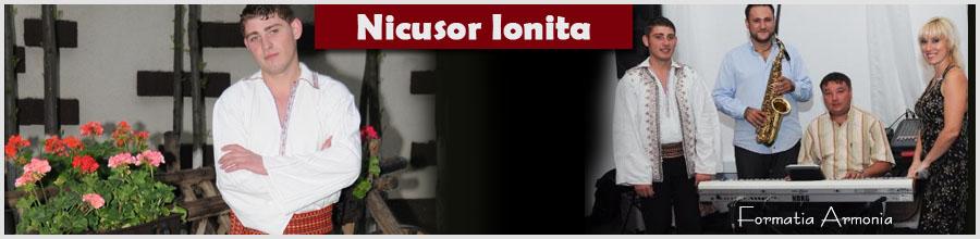 Nicusor Ionita Logo