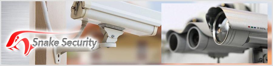 Snake Security - Proiectare, Instalari sistem supraveghere video, Alarme Bucuresti Logo