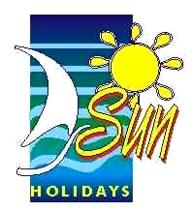 SUN HOLIDAYS Logo
