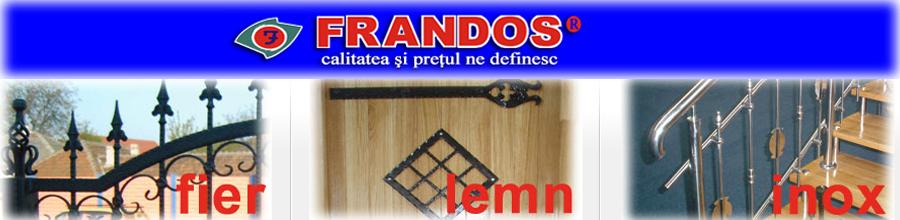 FRANDOS Logo