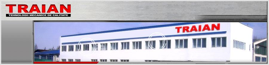 TRAIAN Logo