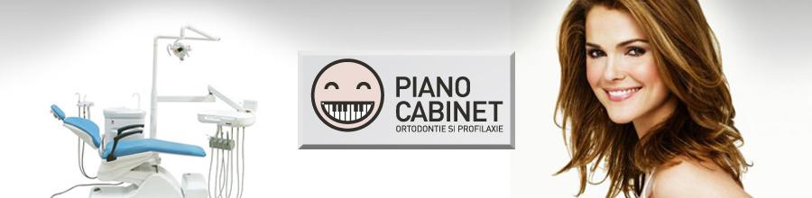 Cabinet Stomatologic PIANO CABINET Bucuresti Logo