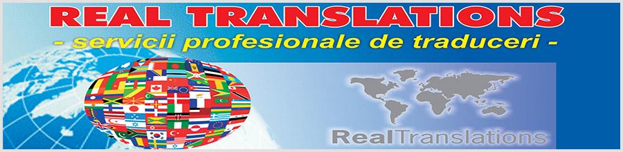 AGENTIA RAMAL TRADUCERI Logo