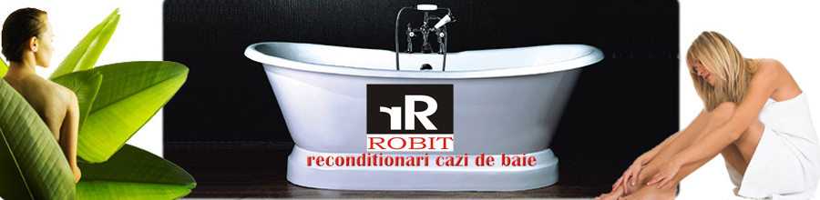 ROBIT IMPEX - Reconditionari cazi de baie Logo