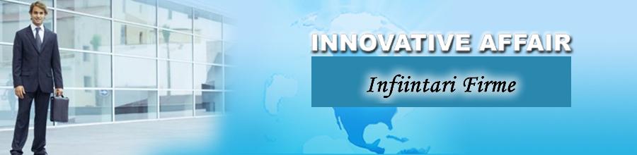 INNOVATIVE AFFAIR Logo