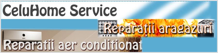 Celu Home Service Bucuresti - Reparatii electrocasnice Logo