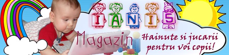 Ianis magazin Logo