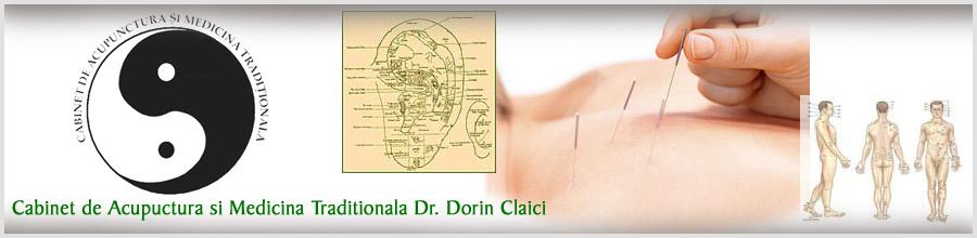 Cabinet de Acupuctura si Medicina Traditionala Dr. Dorin Claici Logo