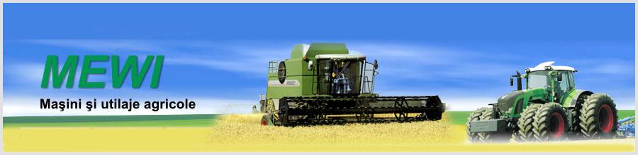 MEWI Import Export Agrar Industrietechnik Logo