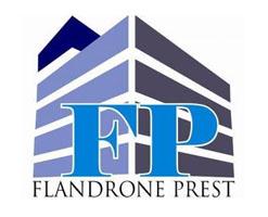 FLANDRONE PREST Logo
