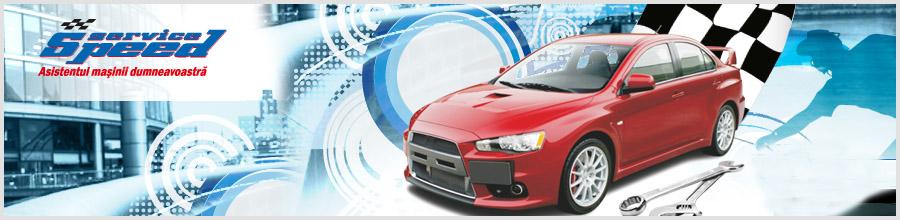 Auto Service - Speed Service Company Logo