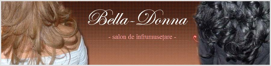 BELLA-DONNA salon de infrumusetare Logo
