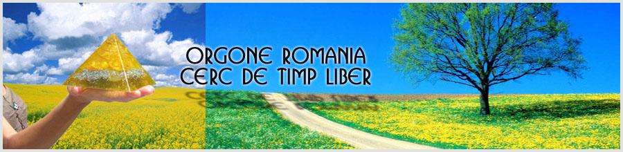 Orgone Romania - Cerc De Timp Liber Logo
