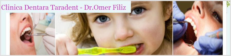 Clinica Dentara Taradent - Dr.Omer Filiz Logo