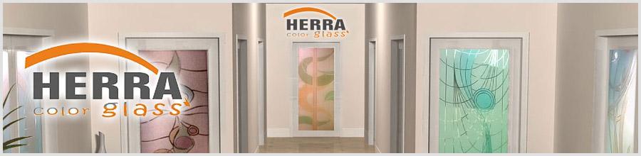 HERRA COLOR GLASS Logo