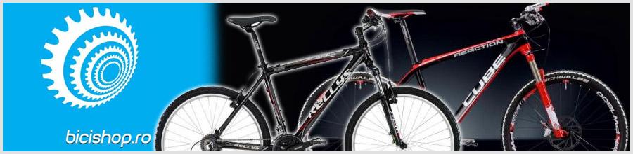 Bicishop Extrem / Bicishop.ro - Service biciclete Bucuresti Logo