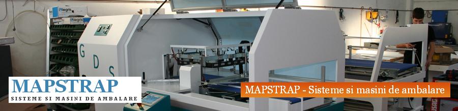 Mapstrap Logo