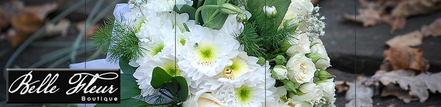 Belle Fleur Boutique Logo