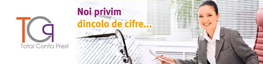 Total Conta Prest - Servicii contabile Bucuresti Logo