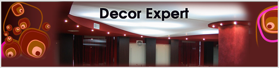 Decor Expert Logo