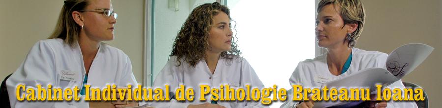 Cabinet Individual de Psihologie Brateanu Ioana Logo