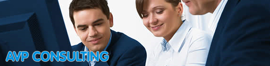 AVP Consulting Logo