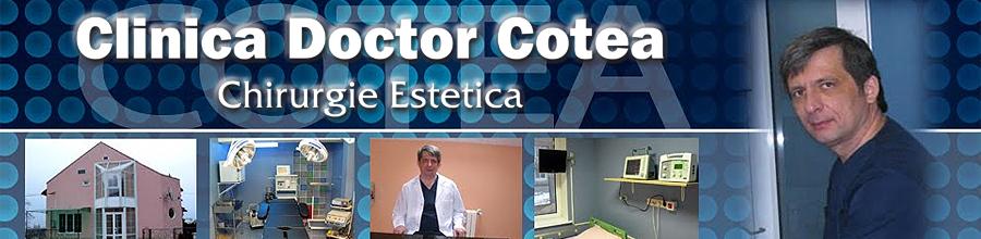 Clinica Doctor Cotea - Chirurgie Estetica Logo