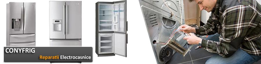 Conyfrig Service Bucuresti - Masini de spalat, frigidere, aer conditionat Logo