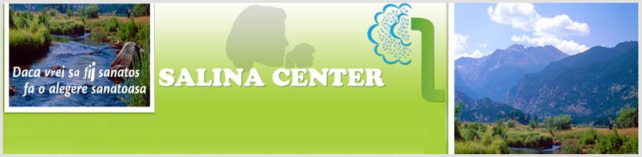 Salina Center Logo