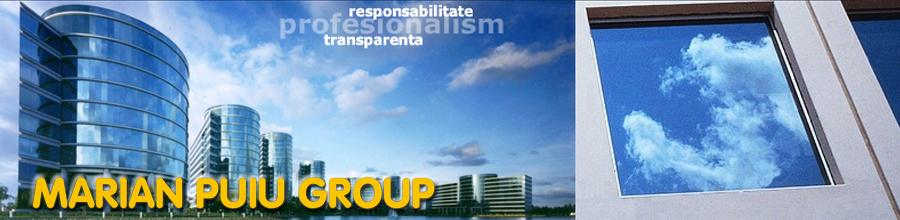 MARIAN PUIU GROUP Logo