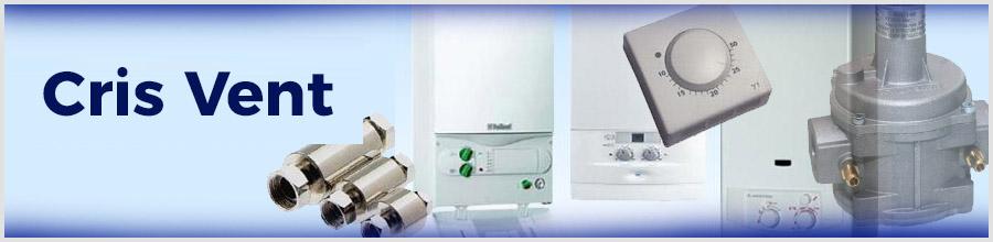 Cris Vent, Constanta - Reparatii instalatii termice, sanitare si ventilatie Logo