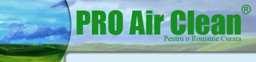 PRO AIR CLEAN Logo