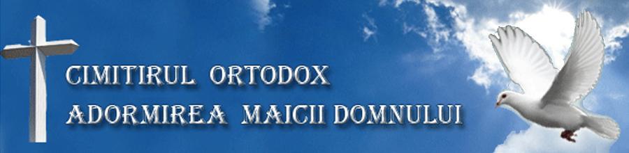 Cimitirul Adormirea Maicii Domnului Logo