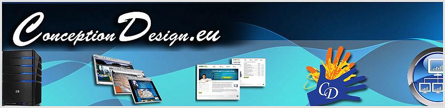 Conception-Design.eu Logo