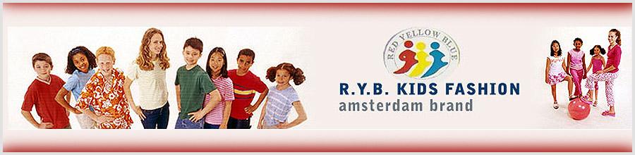 RYB Kids Fashion Logo
