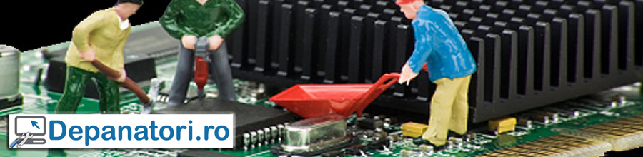 Computer Repair Bucuresti - Reparatii calculatoare si laptopuri la domiciliu Logo