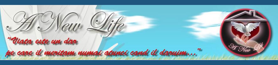Camin de Batrani A New Life Logo