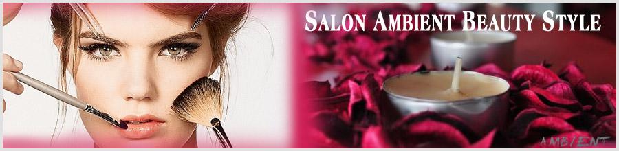 Salon Ambient Beauty Style Logo