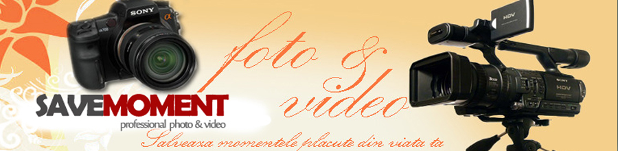 Save Moment Professional Photo-Video Sibiu Logo