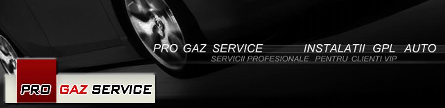 PRO GAZ SERVICE Logo