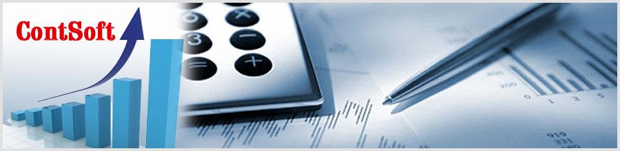 CONTSOFT PREST servicii si asistenta financiar contabila Iasi Logo