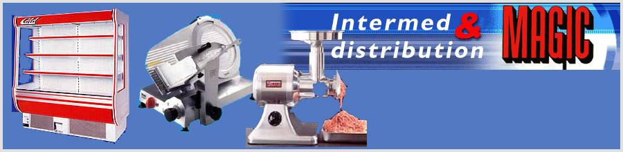 Magic Intermed & Distribution - Instalatii termice, sanitare, climatizare Logo